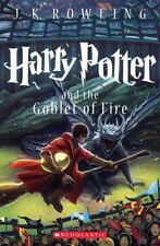 Harry Potter and the Goblet of Fire (Book 4) Paperback