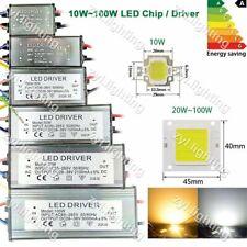 LED chip driver 10W 20W 30W 50W 70W 100W COB lamp Impermeabile autista lampada