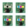 4x Reset Chip (CYMK) Trommel Drum Konica Minolta C220 C280 C360 DR311K DR311CMY
