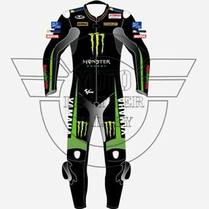 YAMAHA ROSSI MOTOGP 2020 1 PCS MOTORBIKE RACING LEATHER BIKE SUIT CUSTOM MADE