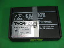 Thorlabs LPS-1310-FC 2.5mW DPin Code SM Fiber- Pigtailed Laser Diode FC/PC