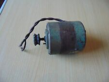 SMALL VINTAGE ELECTRIC MOTOR FROST 1250 rpm 240v 0.46 amp