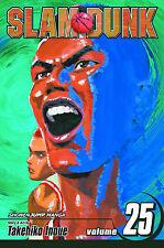 SLAM DUNK VOLUME 25 MANGA VIZ MEDIA LLC 2012