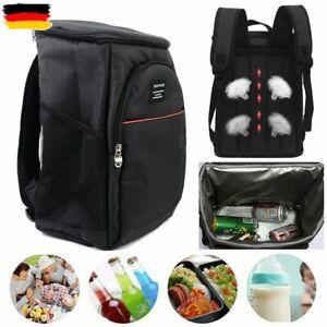 18L Campingtasche Wasserdichte Kühltasche Isoliertasche Rucksack Picknick Bag