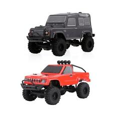 RGT 1/24 Scale RC 4WD Crawler 2.4Ghz Radio System RC Off-road Vehicle Truck Car