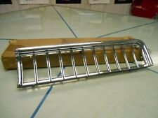 1969 Chrysler Newport Custom Left Tail Lamp Bezel Mopar NOS PN# 2930357 OrigBox