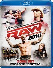 WWE Wrestling - RAW The Best Of 2010 (2 Blu-ray Discs)