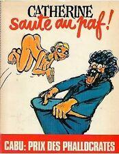 SAUTE AU PAF!  DU SQUARE TESTO  FRANCESE FUMETTI (4510)