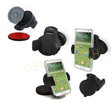 WINDSCREEN DASHBORAD CAR MOBILE PHONE HOLDER CRADLE Universal