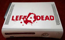 "8"" LEFT 4 DEAD Vinyl Decal/sticker -XBOX 360 PC CASE"
