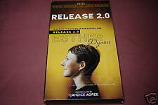 Release 2.0 by Esther Dyson (1997) USED audio book