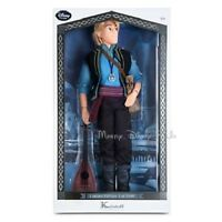 """New Disney Store Frozen Kristoff 18"""" Limited Edition Collector Doll LE 1of 3500"""