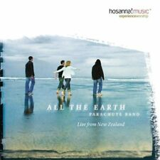 All The Earth : Live From New Zealand - Parachute Band (CD)