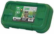 DRIBOX FL-1859-200G IP55 Small Outdoor Weatherproof Electrical Box - Green