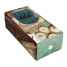 Keksstempel-Set 10-teilig Cake stamps Keksstempel coffee time Krone Stern Like