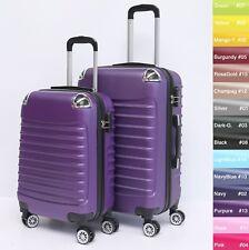 Reisekoffer B 102 Koffer Trolley Hartschalenkoffer Handgepäck 4 Rollen M L XL