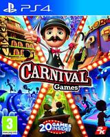 Carnival Games - PS4 Family Game NEW & SEALED