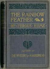 Fergus HUME / The Rainbow Feather First Edition 1898