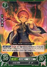 Fire Emblem 0 Cipher Path of Radiance Trading Card Ena Ina B03-042N Red Dragon T
