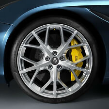 "FERRARI CALIFORNIA T GENUINE 20"" CERCHIONI forged SPARKLING SILVER Set 70004983"