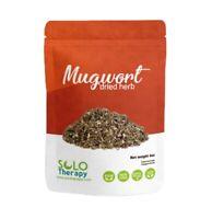 Certified Organic Mugwort Dried Herb - C/S Artemisia vulgaris - Artemisa - 4 oz