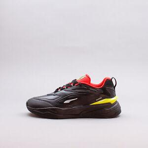Puma Scuderia Ferrari RS-Fast Black Rosso Corso New Men Limited Shoes 306810-01