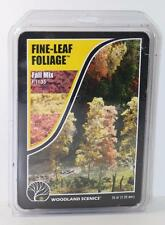 OO HO Scale Woodland Scenics Fine Leaf Foliage Fall Mix F1135 FNQHobbys