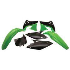 Kawasaki KX250F 2009–2012 Polisport Complete Replica Plastic Kit 2005 Green/Blck