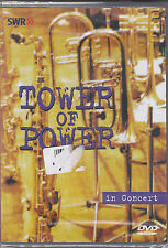TOWER OF POWER - in concert DVD