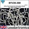 BYV28-200 Vishay Ultra-Fast Avalanche Sinterglass Diode  VR=200V IF(AV)=3.5A