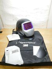 3M Speedglas Welding Helmet 9100 w/Auto Darkening Filter 9100XX 06-0100-30SW