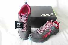 New Women's Inov-8 Roclite 295 Running Shoes EU 40.5 US 9.5 Gray $115 Training