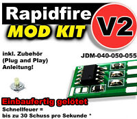 PS4 PRO Rapidfire Remapper / EINBAUFERTIG GELÖTET / MOD CHIP / JDM-040-50-55