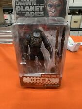 """NECA Koba Dawn Of The Planet Apes 7"""" Collectible Action Figure Rare NIB New"""