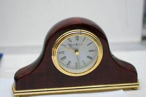 Howard Miller Model No.613489 Mantle Mantel Shelf Clock Windsor Cherry(Works) B1