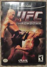 Nintendo Gamecube UFC Throwdown (Manual, box and game) #2