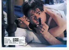 DUSTIN HOFFMAN STEFANIA SANDRELLI ALFREDO ALFREDO 1972 VINTAGE LOBBY CARD #8