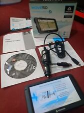 Navman Move 50 GPS Navigation System (New old stock)