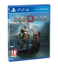 God of War PS4 videojuego Físico para Sony PlayStation 4 de Santa Monica Studio