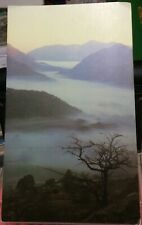 England Borrowdale Valley of Mist - posted