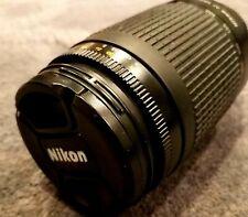 Nikon Nikkor 70-300mm 1:4-5.6 Lens