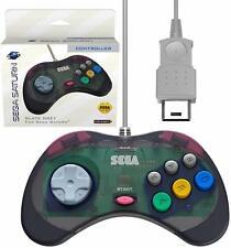 Retro-Bit Official Sega Saturn Controller Pad for Sega Saturn Original Port New