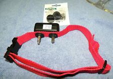 PETSAFE WIRED COLLAR UL-250 TESTED-NEW COLLAR-NEW PROBE KIT-IN GROUND FENCE