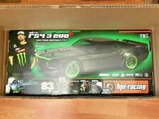 1/10 HPI Nitro RS4 3 EVO w/ Ford Mustanang RTR BRAND NEW SEALED+Free Starter Kit