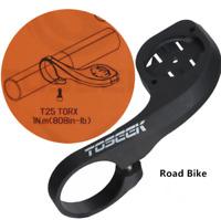 Bike Computer Mount Bicycle Cycling Handlebar GPS Speedometer Holder for Garmin