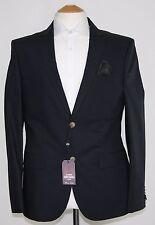 Men's Harry Brown Navy Blazer (40R)... sample 607