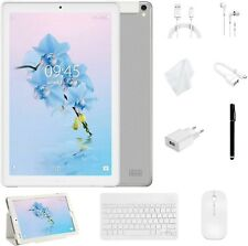 YESTEL X7 Tablet 10 Pollici Android 8.1 Tablet PC 4 GB RAM + 64 GB (Argento)