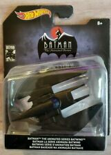 New listing Hot Wheels Dc Batman The Animated Series Batwing 1:50 Scale Die-Cast Dc 80 Years