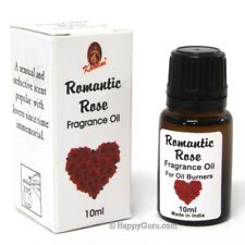 """ROMANTIC ROSE"" DIFFUSER FRAGRANCE OIL BY KAMINI 10ml BOTTLE"