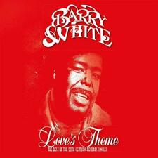 Barry White - Love's Theme: The Best Of The 20th Century Record (NEW 2 VINYL LP)